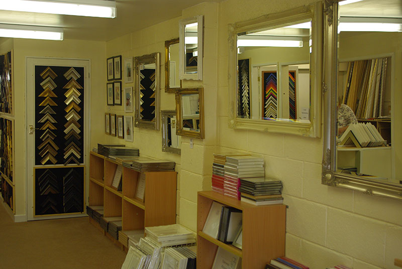 Our workshop in Skipton, North Yorkshire